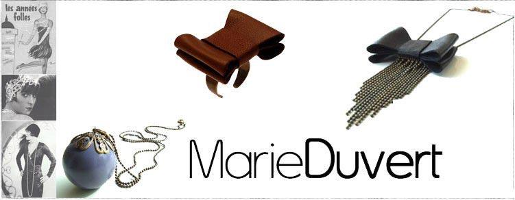 Marie Duvert