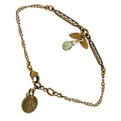 Bracelet tige (apatite)