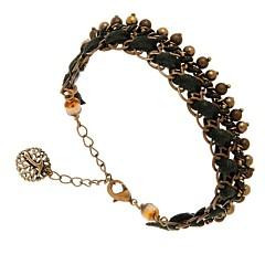 Bracelet Arearea (noir), Tungstène