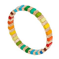 Bracelet élastique (multicolore), Siloé
