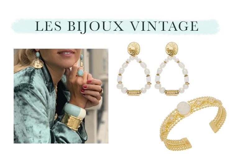 Les bijoux vintage